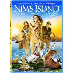 Books on Screen:  Nim's Island