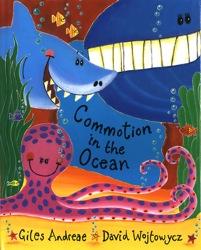 Ocean Life picture books