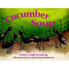Pumpkins & Cucumber Soup