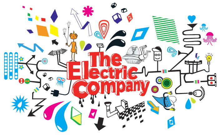 Books on Screen:  The Electric Company