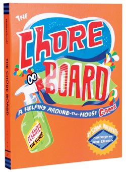 The Chore Board Game
