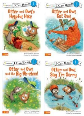 "Otter and Owl ""I Can Read"" Books"