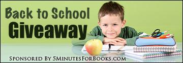 Back-to-School Giveaway Winners