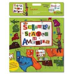 Scrambled States of America Audiobook