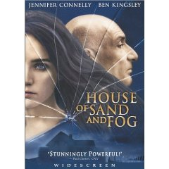 Books on Screen:  The House of Sand and Fog