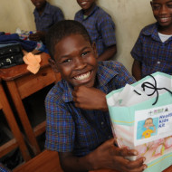 Give Healthy Kids Kit to Help Haitian Children