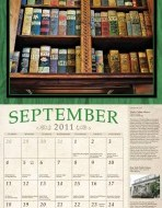 Book Lovers Calendar — Giveaway