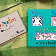 Sandra Boynton's Moo Baa La La La App from Loud Crow