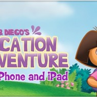 Dora & Diego's Vacation Adventure, a Storybook app {Review and Giveaway}