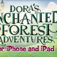 Dora's Enchanted Forest Adventures StoryBook App {GIveaway}
