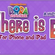 Where is Boots? Dora Hide and Seek Adventure App {review and giveaway}