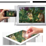 Chug the Bug-Chug Makes Makes New Friends 3D App