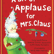A Bit of Applause for Mrs. Claus {with Giveaway}