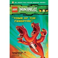 Ninjago Graphic Novels: Tomb of the Fangpyre