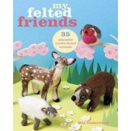 My Felted Friends