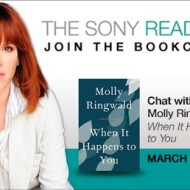 When It Happens to You by Molly Ringwald #SonyReader
