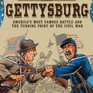 Getttysburg: The Graphic History of America's Most Famous Battle and the Turning Point of The Civil War