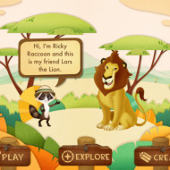 Ranger Rick Jr. Appventures App {Review and Giveaway}