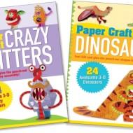 Paper Craft Activity Books