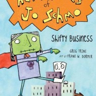 The Adventures of Jo Schmo: Shifty Business