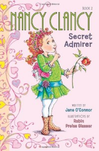 fancy nancy secret admirer