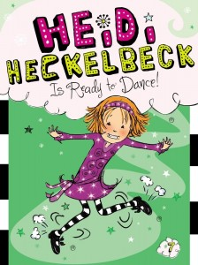 heidi heckelbreck is ready to dance