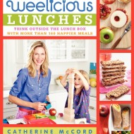 Weelicious Lunches: Think Outside the Lunch Box with 160 Happier Meals