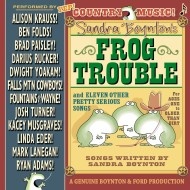 Fun Music for Sandra Boynton Fans #FrogTrouble @SandyBoynton #Giveaway