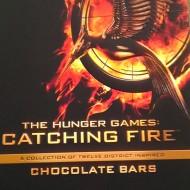 The Hunger Games: #CatchingFire Chocolate #ticktock