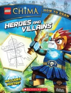 Lego Chima How To Draw