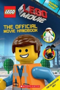 Lego Movie official handbook