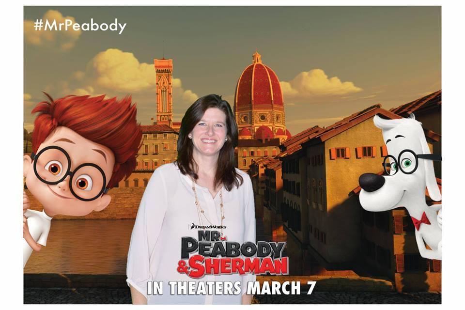 Mr. Peabody