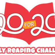 Can you commit to 20 minutes of reading as a family for 20 days? #Read20