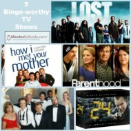 5 Binge-worthy TV Series {Friday's Five}