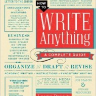 The Do's and Don'ts of Writing a Book Review, by author of How to Write Anything