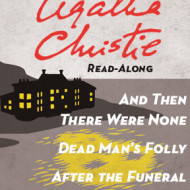 Agatha Christie's Dead Man's Folly: Read along & Watch on PBS {Books on Screen}