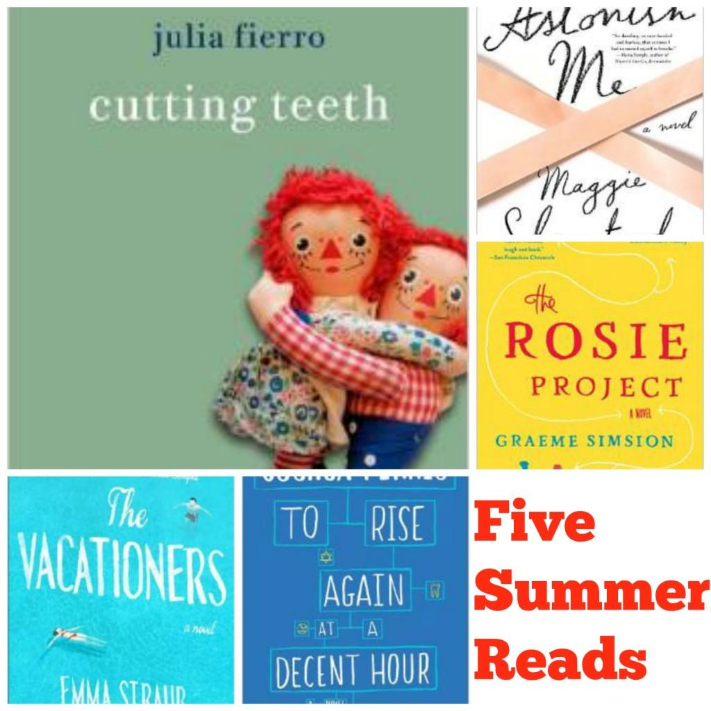five summer reads