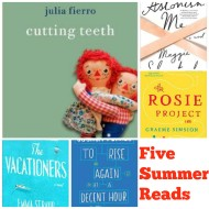 5 Summer Reads {Friday's Five}