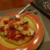 A book and #FlatbreadMix breakfast #Giveaway