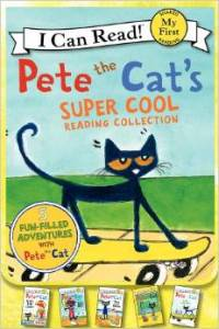 pete the cool super cool reading collection