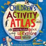 Children's Activity Atlas #Giveaway