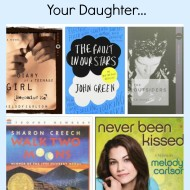 5 Books to Read with Your Teenage Daughter {Friday's Five}