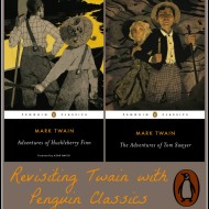 Revisit Huck Finn and Tom Sawyer with Penguin Classics
