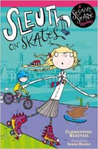 Sleuth on Skates