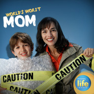 World's Worst Mom, Lenore Skenazy Comes to TV {Books on Screen}