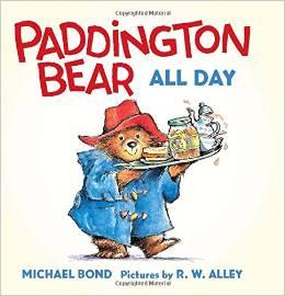 padding bear all day