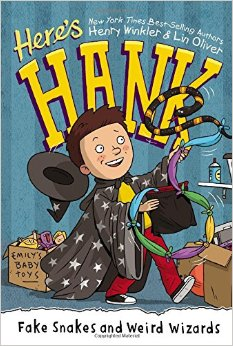 Thumbnail image for Here's Hank: Fake Snakes and Weird Wizards with #Giveaway