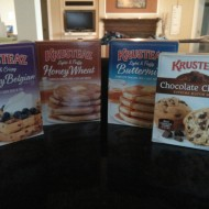 Breakfast for Dinner with @Krusteaz #BreakfastNight #Giveaway