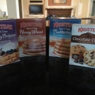 Breakfast for Dinner with @Krusteaz #BreakfastNight #Giveaway