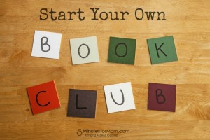 Start Your Own Bookclub